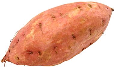 Картофель Батат ~500г 1-2 шт, Гондурас