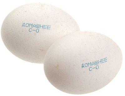 Яйца белые куриные СО 10шт отборные, домашние, деревенские. Дивеевская ПФ
