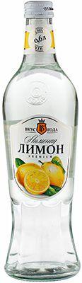 Лимонад Лимон 0,6л сильногазированный, Вкус года premium