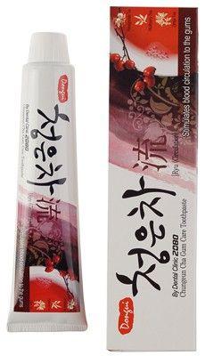 Зубная паста Восточный красный чай 125г Dental Clinic 2080, Южная Корея